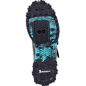 Northwave Enduro Mid Shoes Men black/aqua